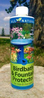 Birdbath & Fountain Protector
