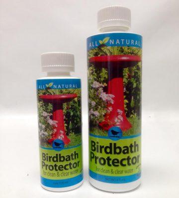 Birdbath Protector