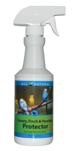 Canary Finch Parakeet Protector