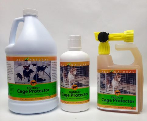Outdoor Cage Protector