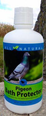 Pigeon Bath Protector