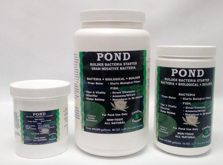 Pond Builder Bacteria Starter